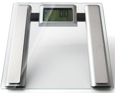 homemaker body fat hydration monitor scale manual