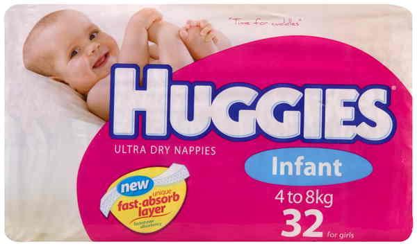 Huggies Infant Reviews - ProductReview.com.au