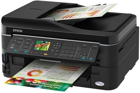 Epson WorkForce 630 Printer 64Bit