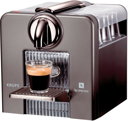 krups nespresso le cube xn5005 reviews. Black Bedroom Furniture Sets. Home Design Ideas