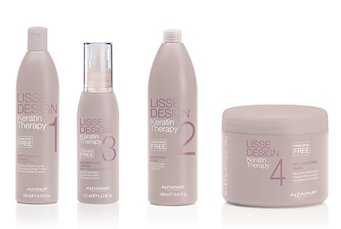 Lisse Design Keratin Therapy Products
