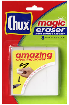 Chux Magic Eraser Hard Surface Cleaner Reviews