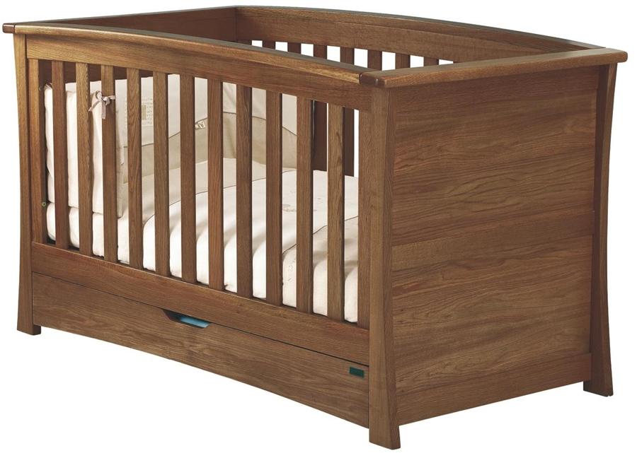Bed Cots Bambizi Windsor Oak Cot Bed Mamas Papas Ocean