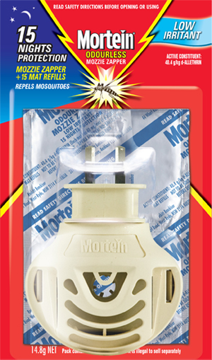 Mortein Odourless Mozzie Zapper Reviews Productreview Com Au