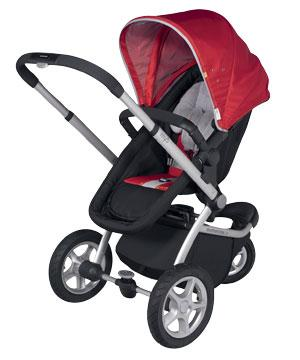 Mothercare Mychoice 3 Wheeler Pushchair Chassis K0976