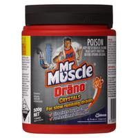 Mr Muscle Drano
