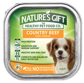 Review Dog Food Natures Gift