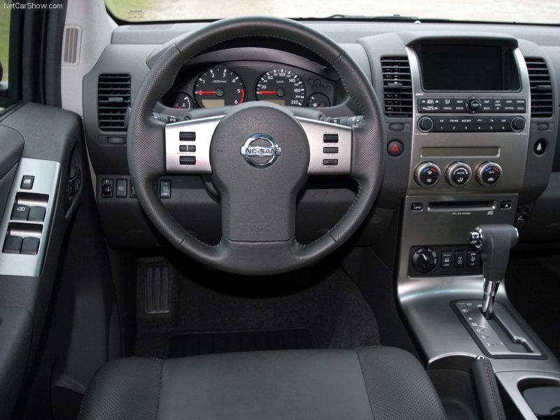 Nissan Armada 2006 Interior U003eu003e Nissan Navara D22 (1998 2014) Reviews (