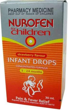 Pet Insurance Companies >> Nurofen for Children Infant Drops Reviews - ProductReview ...