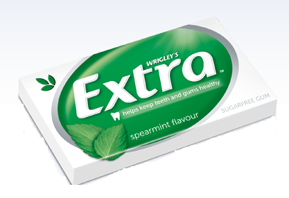 Extra Envelope Chewing Gum Reviews - ProductReview.com.au