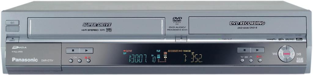 panasonic dmr e75v reviews productreview com au rh productreview com au Panasonic DMR E75v Manual Panasonic DVD VHS Player