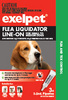 Exelpet Flea and Tick Liquidator For Dogs and Puppies