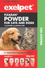 Exelpet Flea Kill Powder for Cats and Dogs