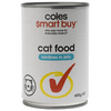 Coles Cat Food