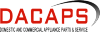 DACAPS (Domestic and Commercial Appliance Parts & Service)