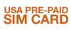 USA Prepaid Simcard