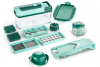 Nicer Dicer Plus 10-Piece Multi-Chopper Kitchen Helper