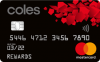 Coles Rewards Cards