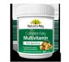 Nature's Way Daily Multivitamin Plus Spirulina