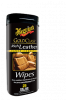 Meguiar's Gold Class Leather Wipes