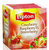 Lipton Cranberry Raspberry & Strawberry Herbal Infusion