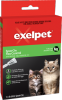 Exelpet SPOT-ON Flea Control for Cats and Kittens
