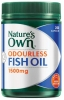 Nature's Own Omega 3 Odourless Fish Oil