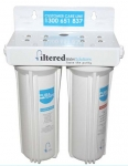Filtered Water Solutions Twin Under Sink System