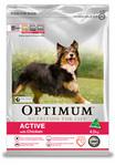 Optimum Active