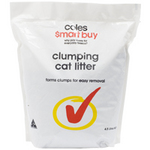 Coles Crystal Cat Litter