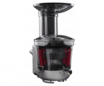 KitchenAid KSM1JA Maximum Extraction Slow Juicer and Sauce Attachment