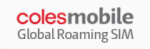 Coles Global Roaming SIM