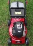"Diamond Cut 18"" Self Propelled Lawn Mower"