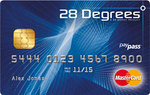 28 Degrees Mastercard