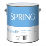 Spring Flat Plastic