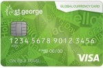 St George Global Currency Card