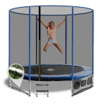 Oz Trampolines Summit Round