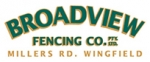 Broadview Fencing