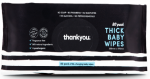 Thankyou Thick Baby Wipes