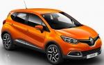 Renault Captur J87 (2015-Present)
