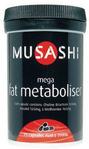 Musashi Mega Fat Metaboliser