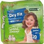Coles Dry Fit Convenience