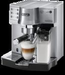 DeLonghi Silver Pump Espresso EC860M