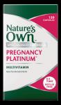 Nature S Own Pregnancy Platinum Multivitamin Review