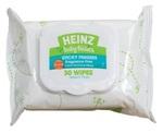 Heinz Baby Basics Sticky Fingers Hand & Face Fragrance Free