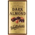Whittakers 62% Dark Almond