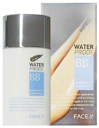 The face shop face it waterproof bb cream spf50 reviews for Bb shopping it