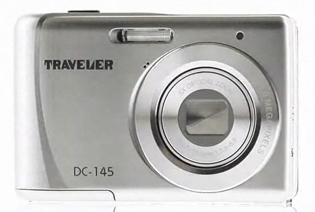 Best Compact Camera For Travel >> Traveler DC-145 Reviews - ProductReview.com.au