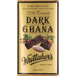 Whittakers 72 Dark Ghana Reviews Productreview Com Au
